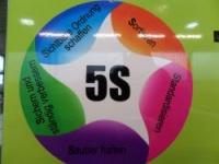 Verschwendungsfreie Arbeitsplätze mit der 5 S- Systematik